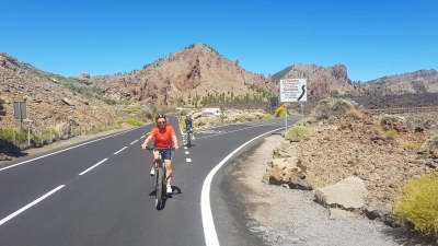 Teide West (Monday)
